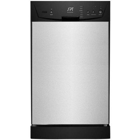 Sunpentown Energy Star 18 Built In Dishwasher