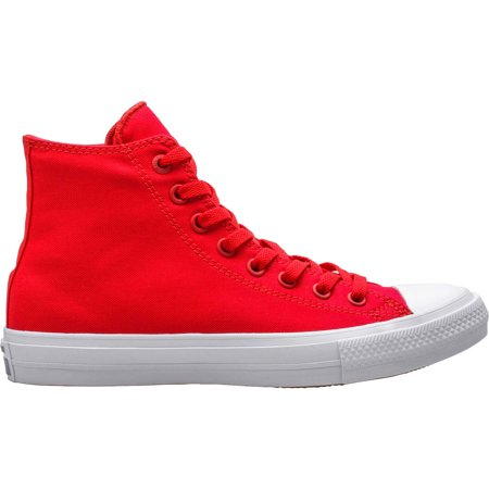 Converse Unisex Chuck Taylor All Star II Hi Top Sneakers (6.5) (Converse Doll Shoes)