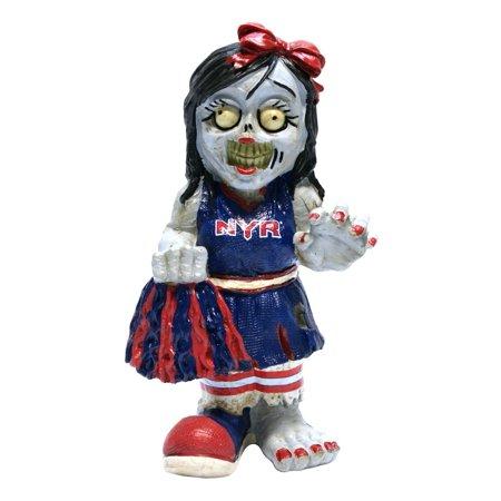 New York Rangers Zombie Cheerleader Figurine
