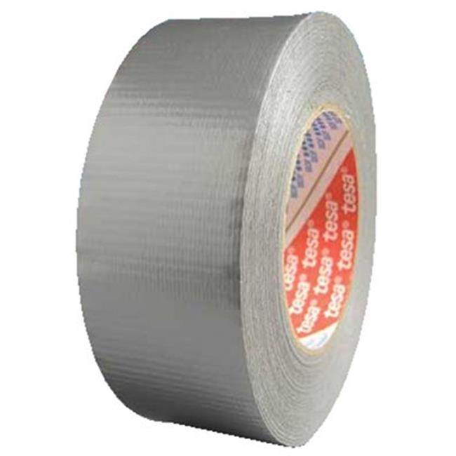 Tesa Tapes 744-64613-09006-00 2 Inch X 60Yds Black Utilitygrade Duct Tape