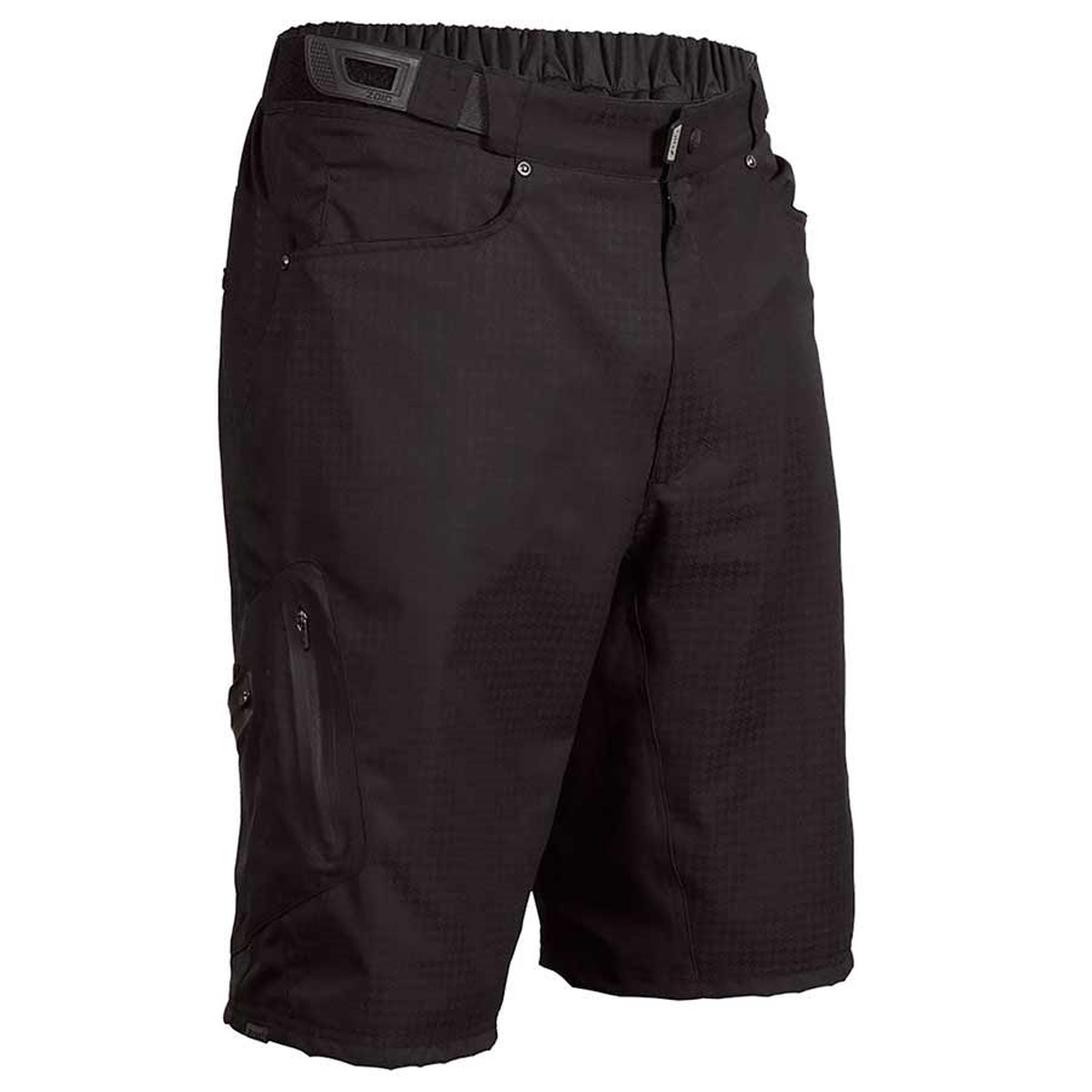 Zoic Men's Ether Plaid Cycling Shorts - 1123ZEN5