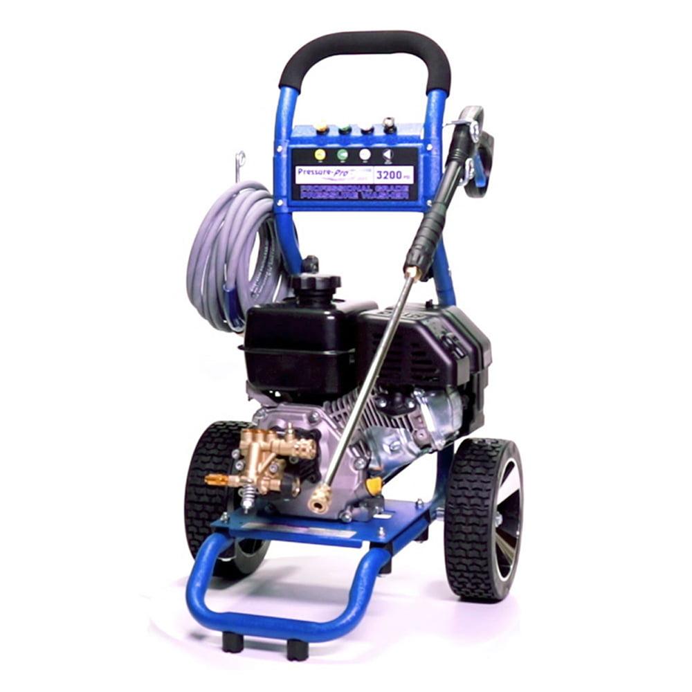 Pressure-Pro PP3225K Dirt Laser 3200 PSI 2.5 GPM Gas-Cold Water Pressure Washer with Kohler Engine