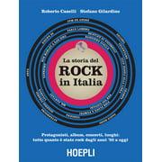 Storia del rock in Italia - eBook