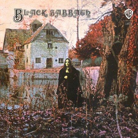 Message Heavy Duty Vinyl - Black Sabbath (Vinyl)