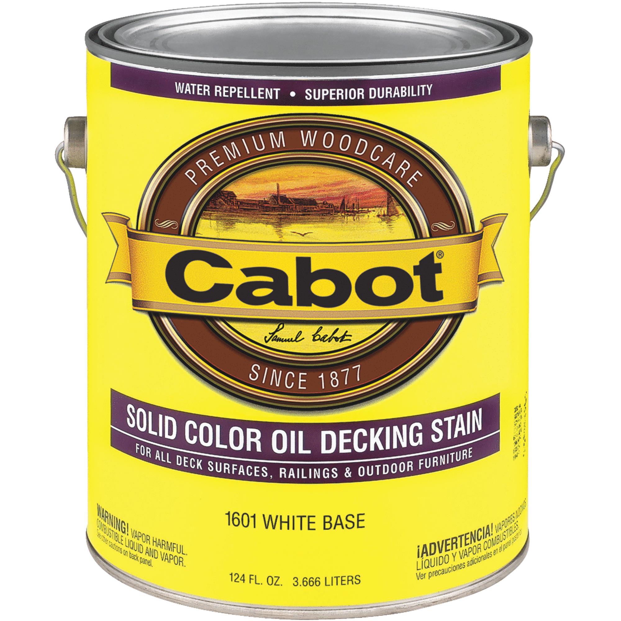 AEARO Solid Color Oil Deck Stain