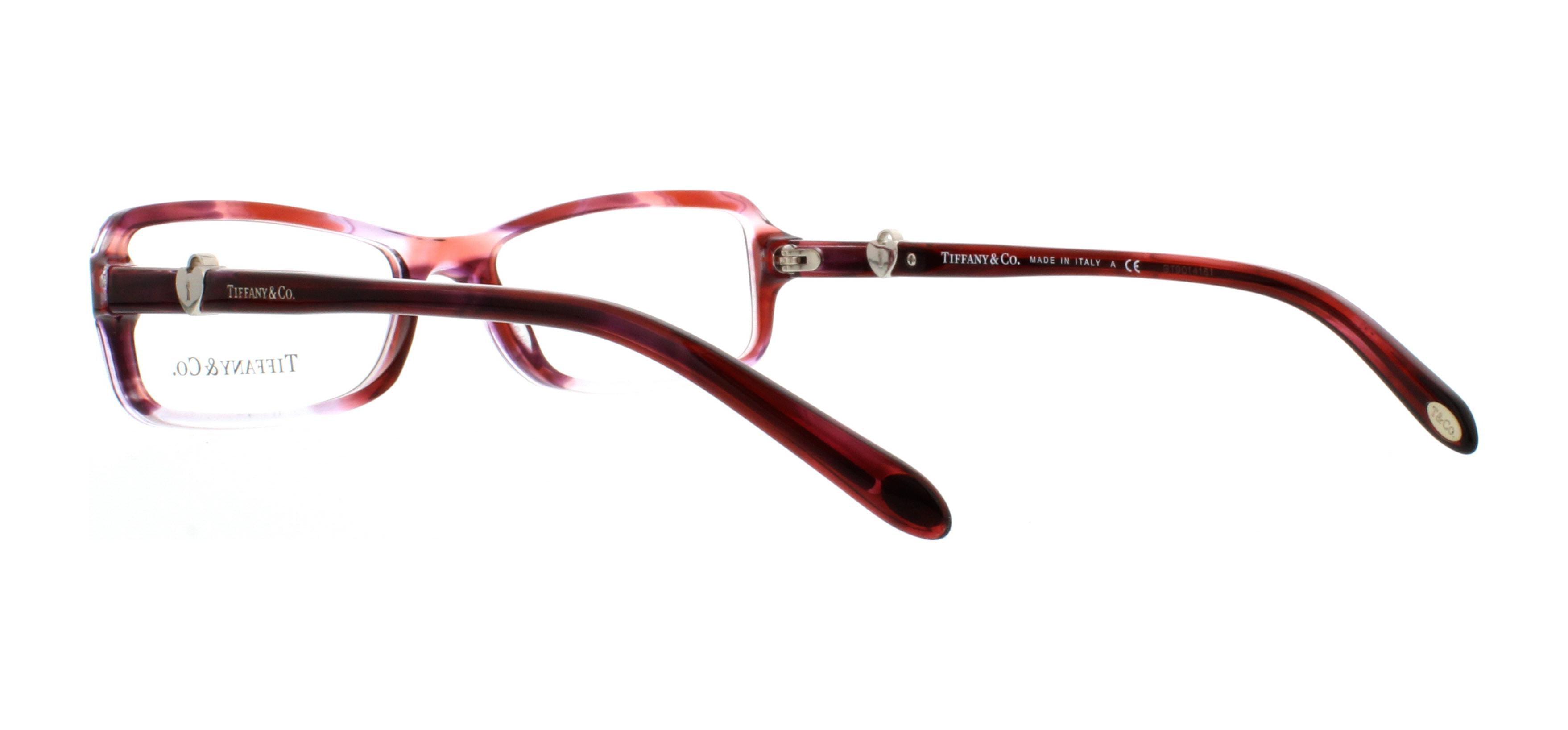 c3ba39f47882 TIFFANY Eyeglasses TF 2061 8144 Ocean Pink 52MM - Walmart.com