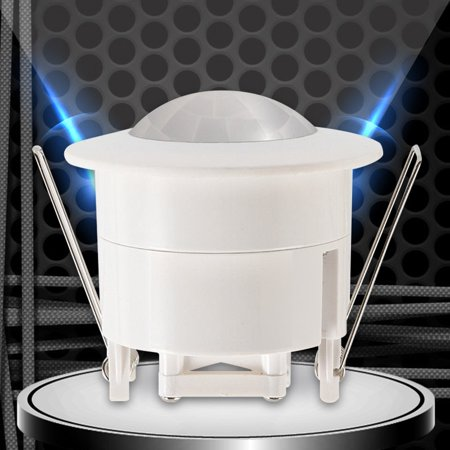 360 Degree PIR Motion Sensor Light Switch Detector Recessed Ceiling Occupancy