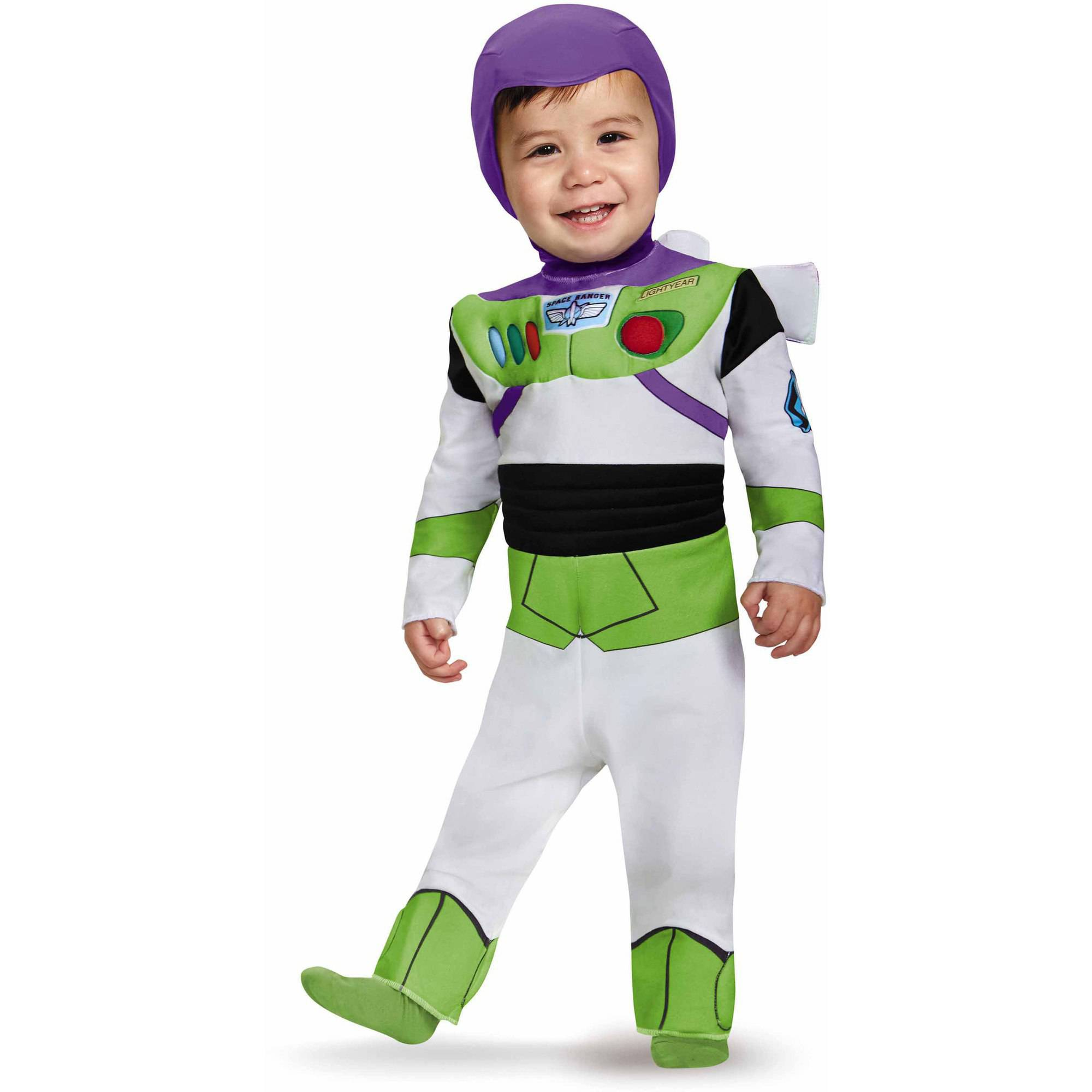 Toy Story Infant Buzz Lightyear Deluxe Costume