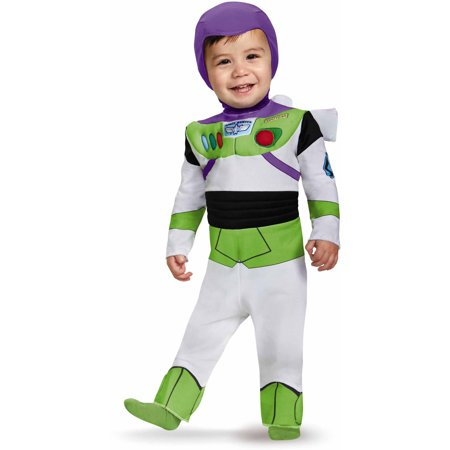 Toy Story Infant Buzz Lightyear Deluxe Costume - Diy Buzz Lightyear Costume