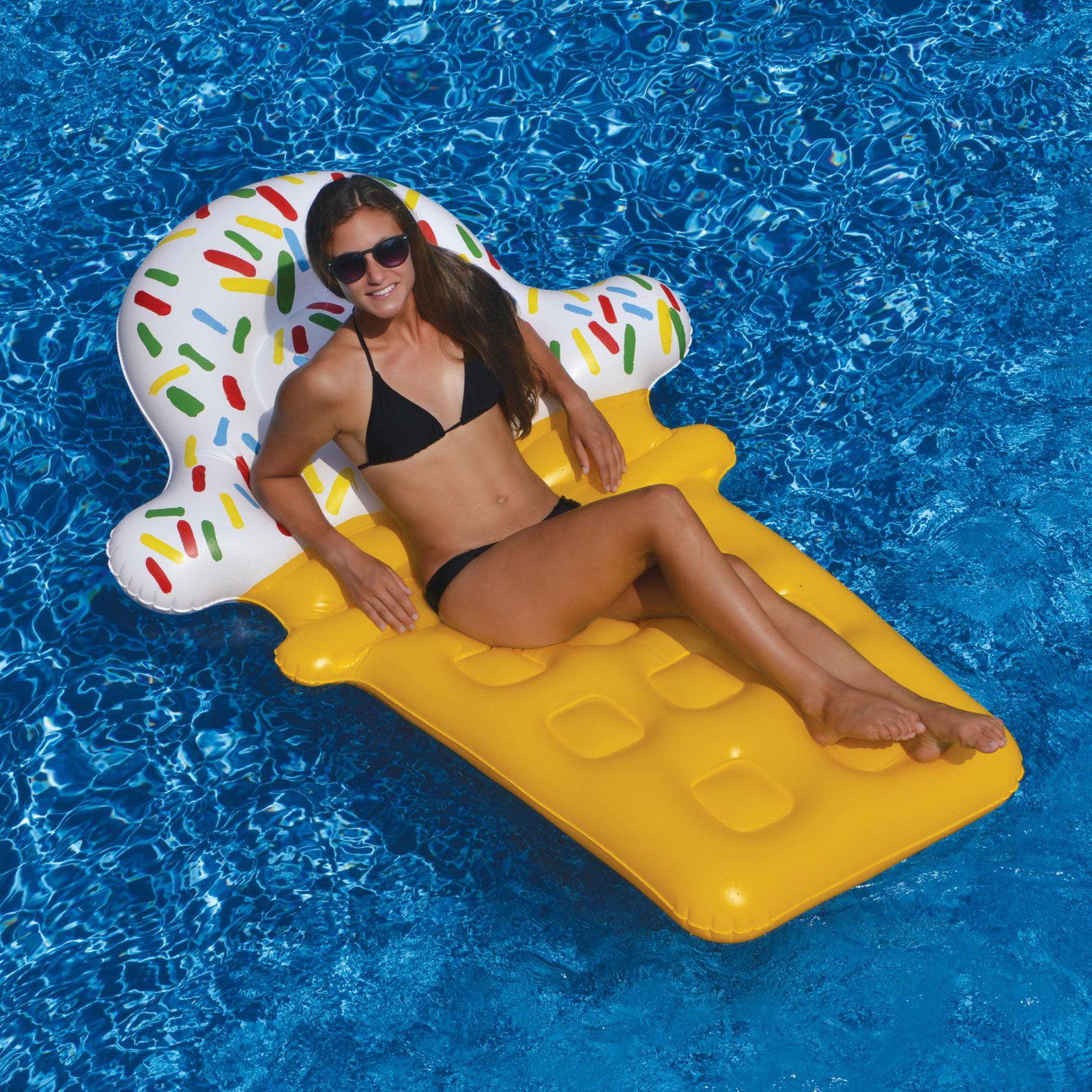 Swimline Ice Cream Dream Float Pool Float by Swimline