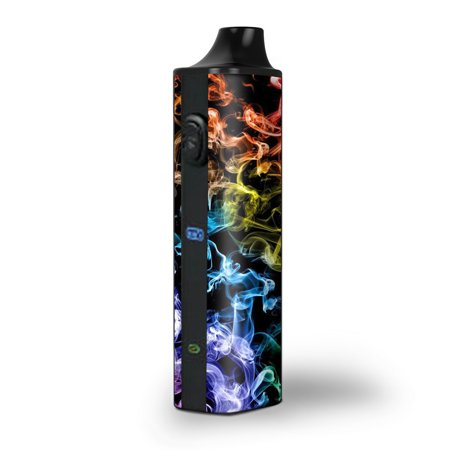 Skins Decals for Pulsar APX Herb Vape / Colorful smoke