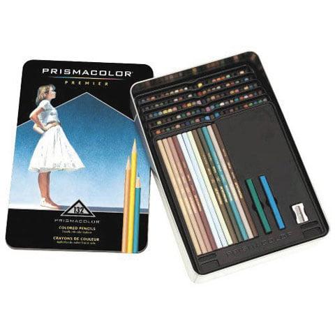 Prismacolor Colored Art Pencil Set, 132 pieces