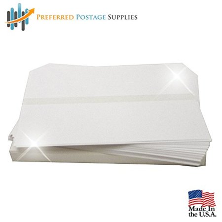 Compares to Pitney Bowes 612-0, 612-7, 612-9 & 620-9 Postage Meter Tape 05204 2 labels/Sheet Preferred Postage Supplies (USPS Approved) Box of 100 Double Postage Meter Tapes 5.5 x 3.5 w/Perf ()