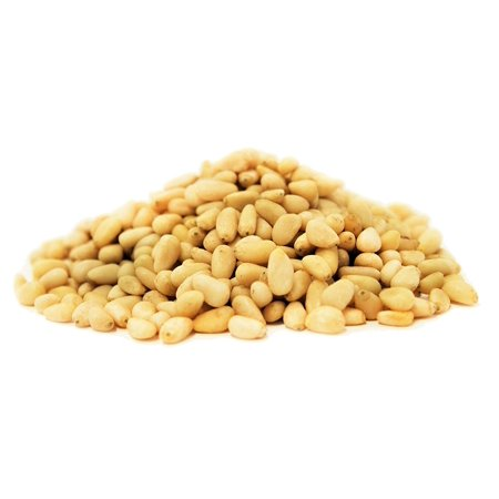 Gourmet Pine Nuts All Natural by Its Delish (4 ounces) Foods Chinese Pine Nuts