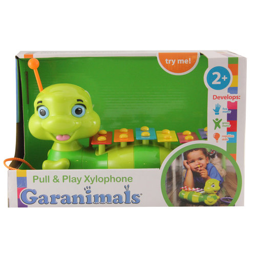 Garanimals Pull N Play Xylophone by Generic