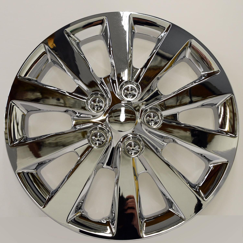 "Coast to Coast IWC45916C Set of 4 Chrome Plated 16/"" Wheel Covers for 06-11 HHR"