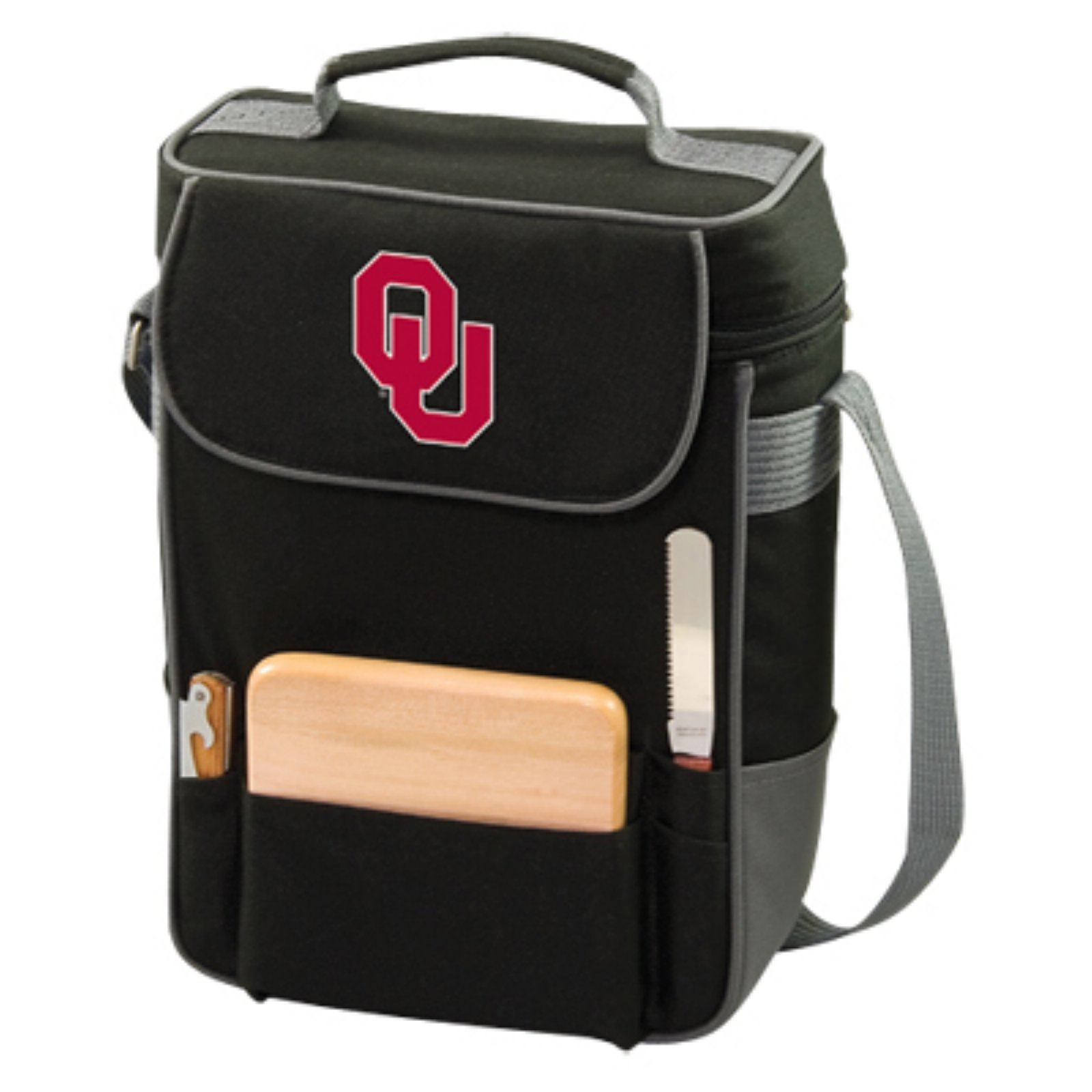 Picnic Time Collegiate Duet Wine and Cheese Tote
