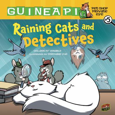 Guinea Pig  Pet Shop Private Eye 5  Raining Cats And Detectives