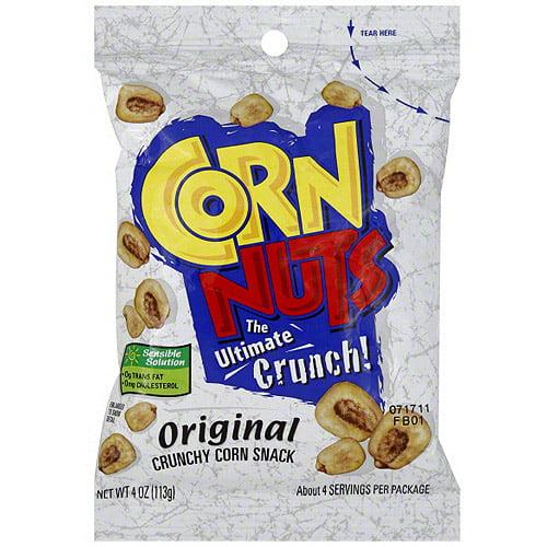 Corn Nuts Original Corn Snack, 4 oz (Pack of 12)