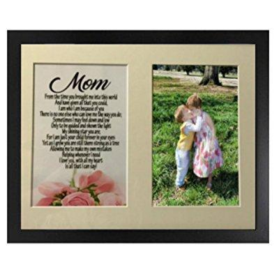 gift for mother, mommas or grandmothers - sweet mom poem ...