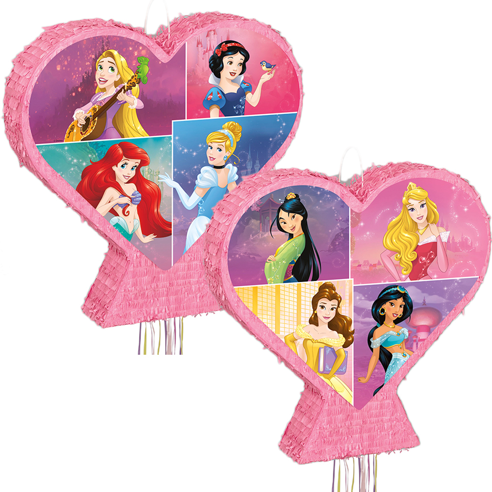 Disney Princess Heart Pinata