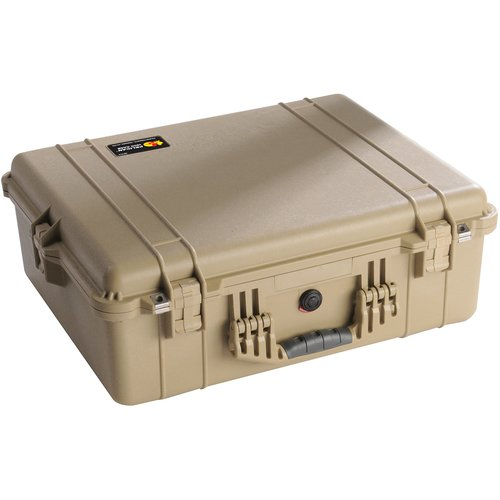 Pelican Products Equipment Case with Foam: 19.44'' x 24.25'' x 8.69''