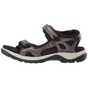 ECCO Womens Yucatan Sandal Fabric Low Top   Walking Shoes