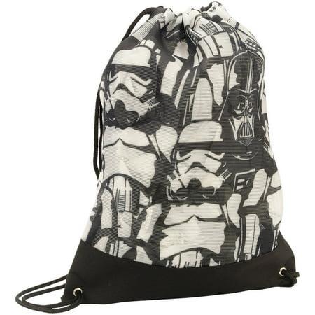 Mesh Cinch Bag-stars - Walmart.com
