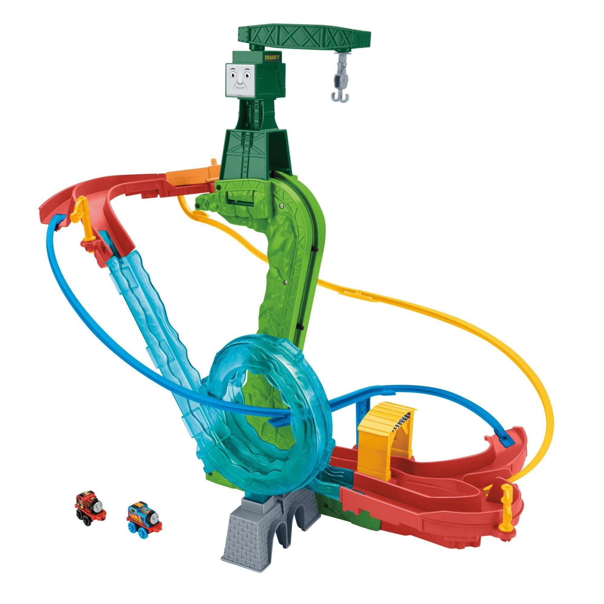 Thomas & Friends MINIS Motorized Raceway