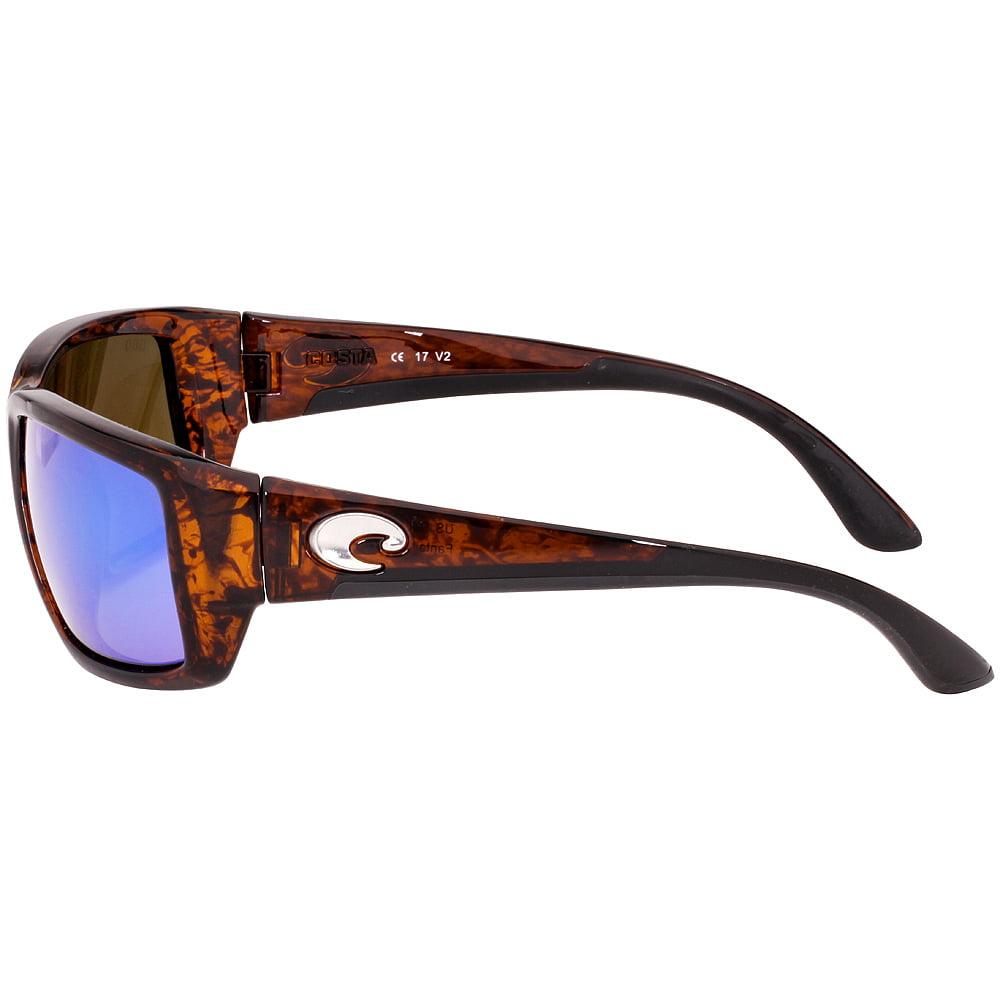 Costa Fantail Plastic Frame Blue Mirror Lens Men/'s Sunglasses TF10OBMGLP