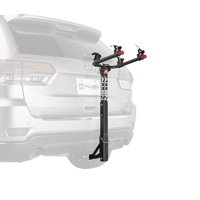 Allen Sports Deluxe 2-Bicycle Hitch Mounted Bike Rack Carrier, 522RR