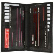 Genuine cowhide leather Credit Card ID Holder 1528 CF