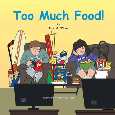 Too Much Food! - eBook