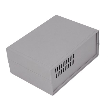 Unique Bargains 165mm x 120mm x 65mm DIY Project Power Enclosure Electrical Junction Box