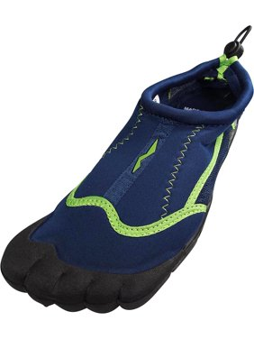 812b4c53e756c Product Image Norty Mens Aqua Sock Wave Water Shoes - 10 Color Combinations  - Waterproof Slip-Ons