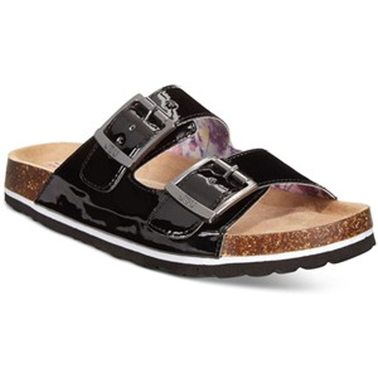 JBU by Jambu Women's ELLEN TOO Sandals BLACK PATENT
