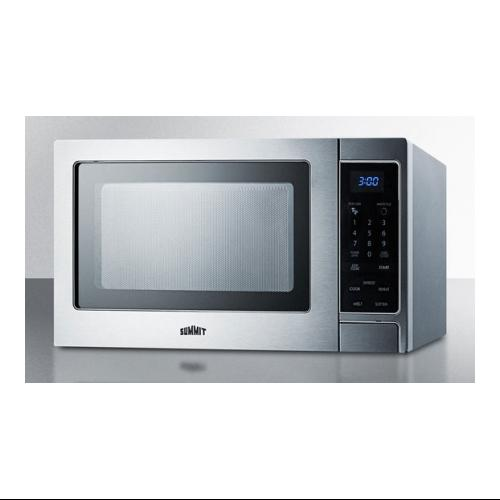 Summit SCM853 19 Compact Microwave With 900 Watts  Digita...