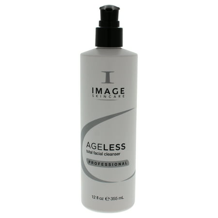 Image Skin Care Ageless Total Facial Cleanser, Face Wash for All Skin Types, 12 Oz
