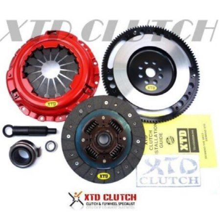 XTD STAGE 1 RACE CLUTCH & 9LBS FLYWHEEL KIT ACURA 92-93 INTEGRA YS1 CABLE Acura Integra Ebay