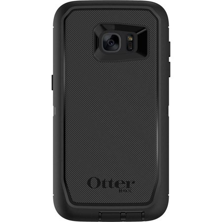 Otterbox Galaxy S7 edge Defender Series Case, Black