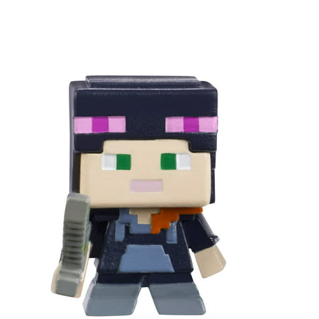 Minecraft Halloween Mini Figure Alex with Hoodie - Alex Side Halloween