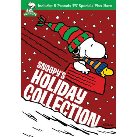 Snoopys Holiday Collection  Full Frame