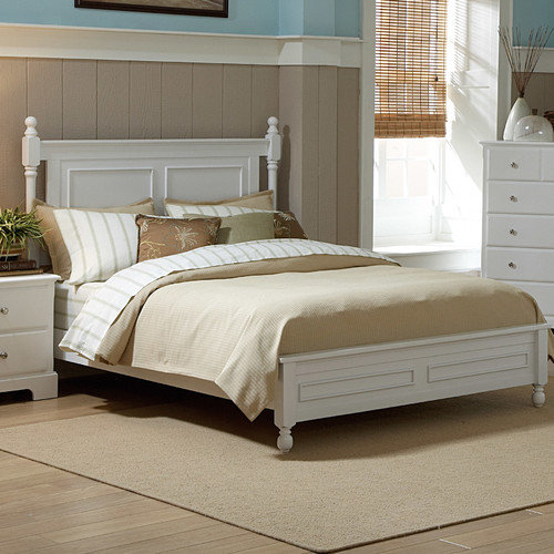 Woodhaven Hill Morelle Panel Bed