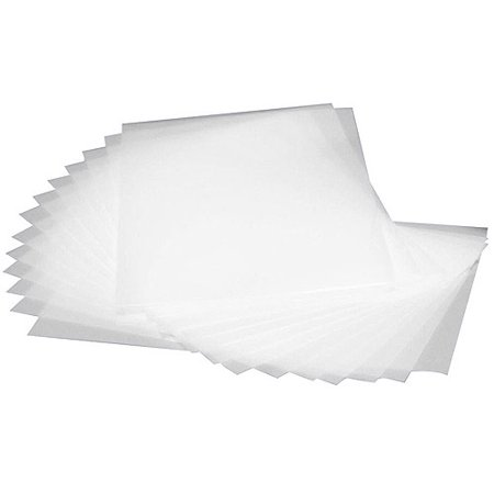 (School Smart Laminating Pouches, Multiple Sizes, For Hot Laminator, Pack of 100)