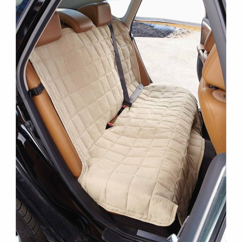 Sure Fit Soft Suede Medium Waterproof Bench Seat Cover by Sure Fit