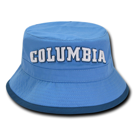 NCAA Columbia University College Freshmen Bucket Caps (University Buckle)