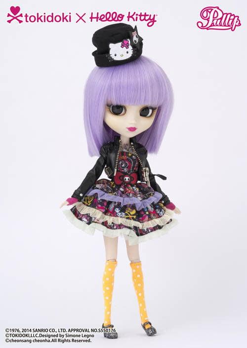Tokidoki Hello Kitty Violetta Pullip Doll #P-116 by Pullip