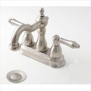 AMER BRASS NN99N 4 In. Nickel Lavatory Faucet