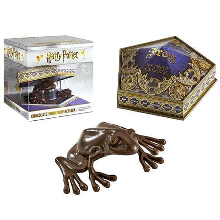 Chocolate Frog Prop Replica Harry Potter Wizarding World Vinyl Figure
