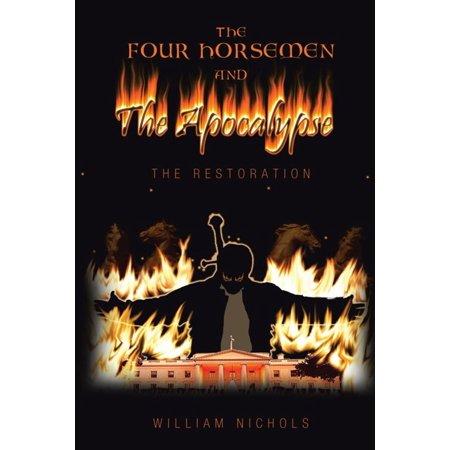 The Four Horsemen and the Apocalypse - eBook (X Men Four Horsemen Of The Apocalypse)